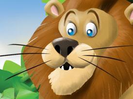 Sa Majesté Léon le lion
