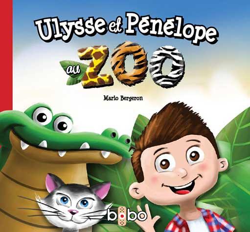 Ulysse et Pénélope au zoo