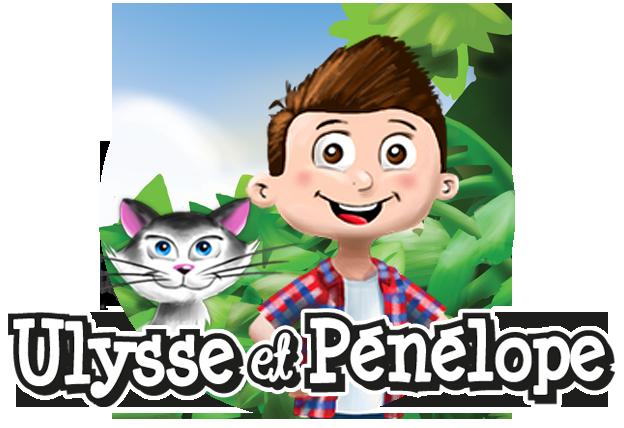 Ulysse et Pénélope – livres pour enfants